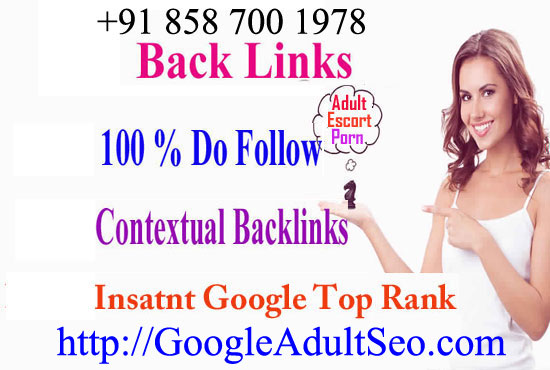 Enhance Escort Business Using Services of Top Notch Escort SEO Agency